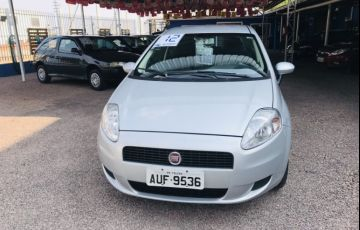 Fiat Punto Attractive 1.4 (Flex)
