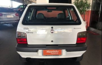 Fiat Uno 1.0 MPi Mille Fire Economy 8v - Foto #5