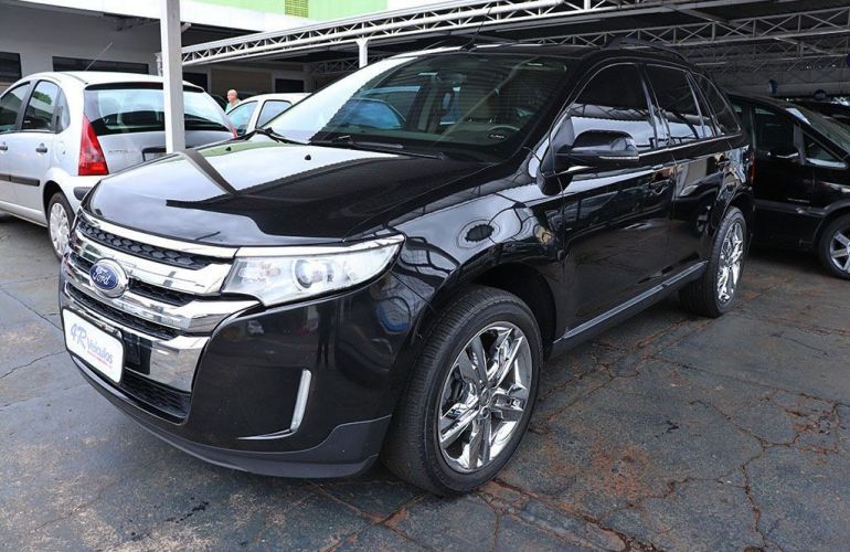 Ford Edge 3.5 V6 Limited Awd - Foto #3