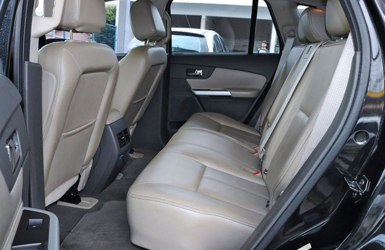 Ford Edge 3.5 V6 Limited Awd - Foto #7