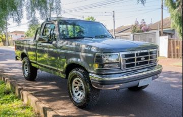 Ford F1000 XL Turbo 4x4 4.3 (Cab Simples)