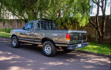 Ford F1000 XL Turbo 4x4 4.3 (Cab Simples) - Foto #4