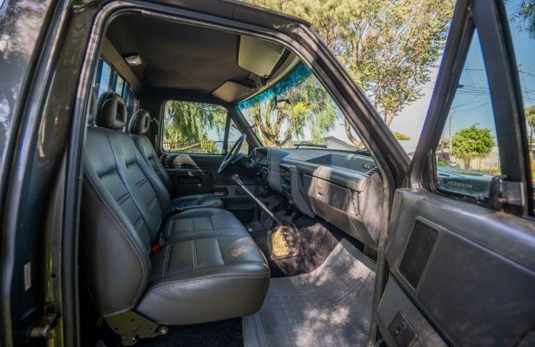 Ford F1000 XL Turbo 4x4 4.3 (Cab Simples) - Foto #9