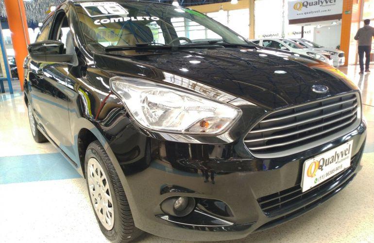 Ford Ka + 1.0 Tivct Se - Foto #3