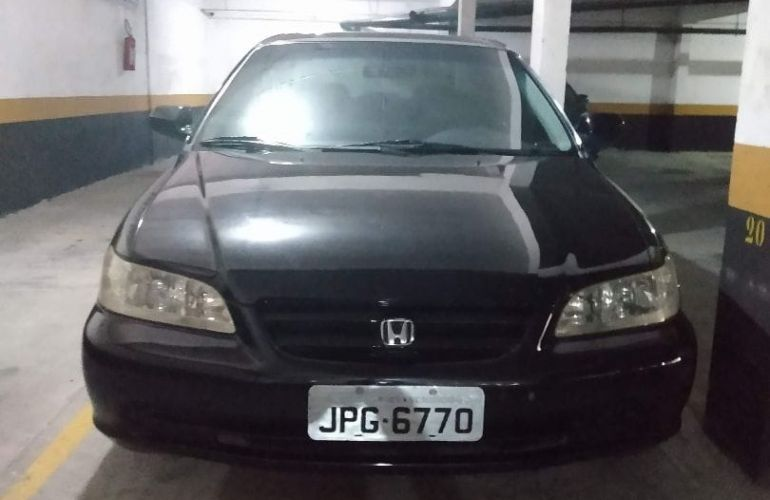Honda Accord Sedan EXRL 2.3 16V (aut) - Foto #4