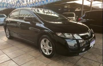 Honda Civic Sedan EXS 1.6 16V - Foto #2