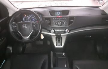 Honda CR-V LX 2.0 16v Flexone (Aut)