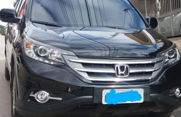 Honda CR-V LX 2.0 16v Flexone (Aut) - Foto #3