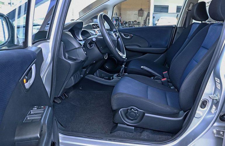 Honda Fit 1.4 DX 16v - Foto #4