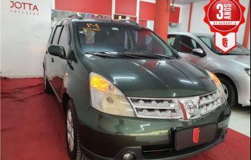 Nissan Tiida 1.8 SL 16V Flex 4p Automático - Foto #3
