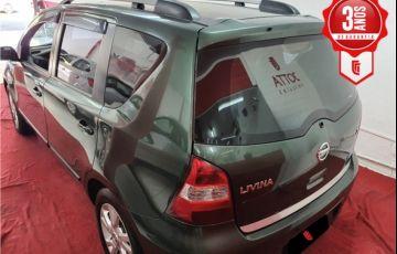 Nissan Tiida 1.8 SL 16V Flex 4p Automático - Foto #4