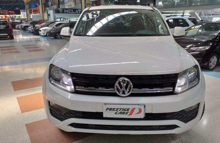 Volkswagen Amarok 2.0 Trendline 4x4 CD 16V Turbo Intercooler - Foto #2