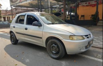 Chevrolet Celta 1.0 MPFi Vhc Spirit 8v - Foto #3