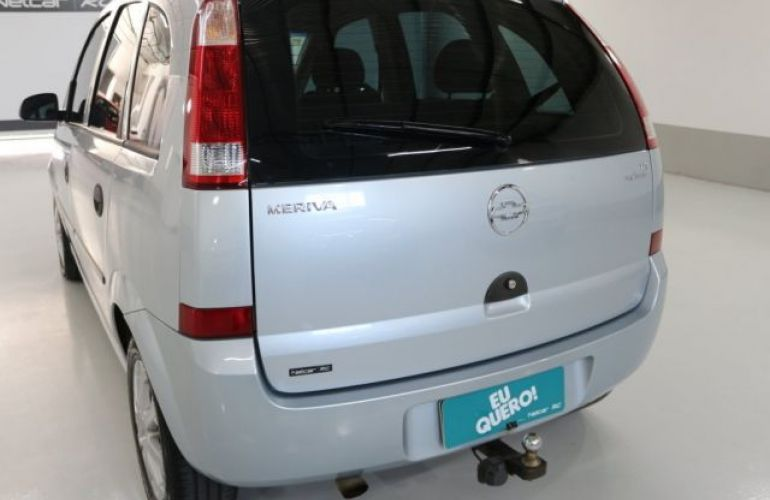 Chevrolet Meriva Joy 1.8 Mpfi 8V Flexpower - Foto #6