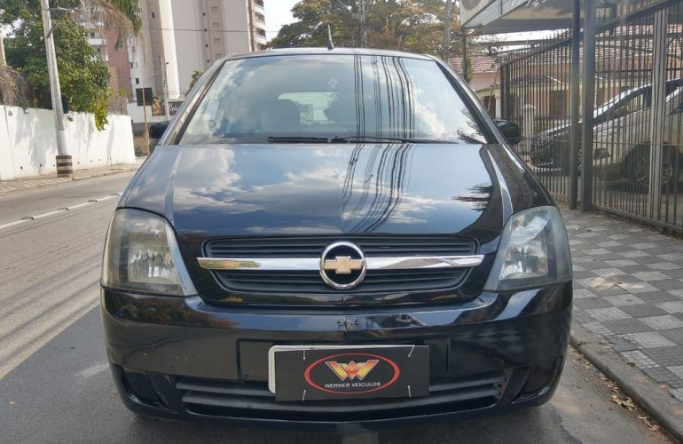 Chevrolet Meriva 1.8 MPFi Maxx 8v - Foto #1