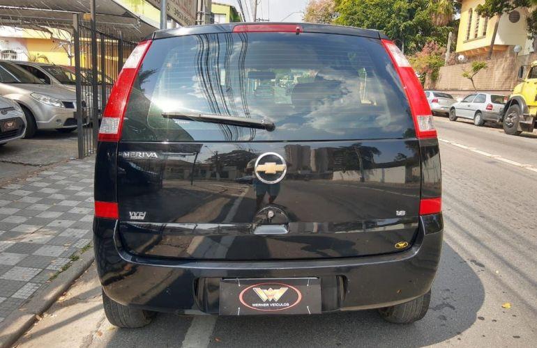Chevrolet Meriva 1.8 MPFi Maxx 8v - Foto #8