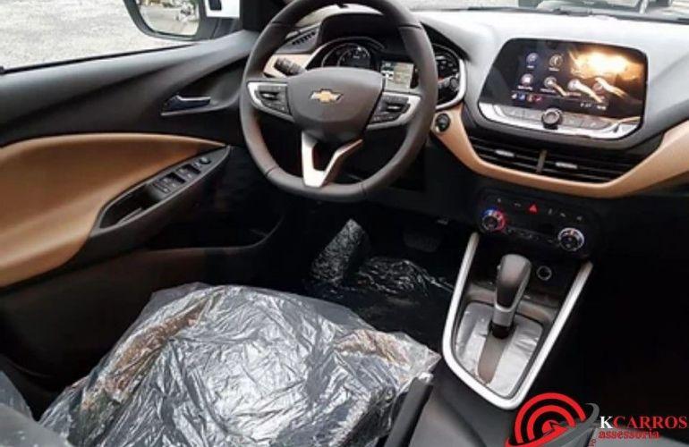 Chevrolet Onix 1.0 Turbo Plus Premier - Foto #7