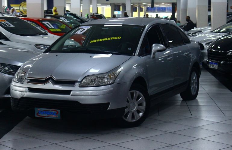 Citroën C4 2.0 Exclusive 16v - Foto #1