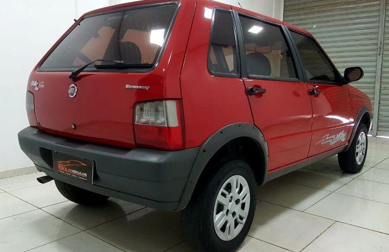 Fiat Uno 1.0 MPi Mille Way Economy 8v - Foto #5