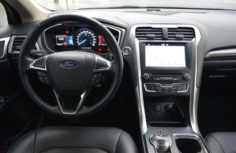 Ford Fusion 2.0 SEL 16v - Foto #4