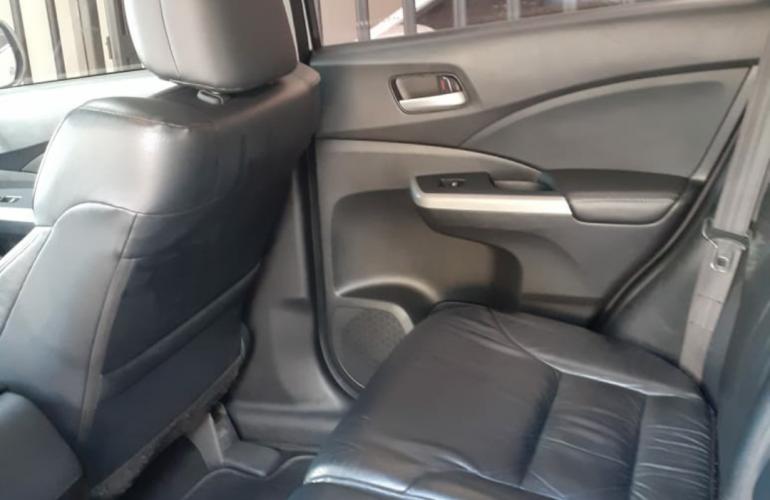 Honda CR-V 2.0 16V 4X4 EXL (aut) - Foto #8