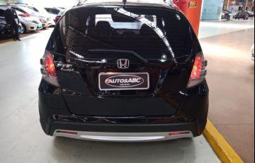 Honda Fit 1.5 Twist 16v - Foto #3