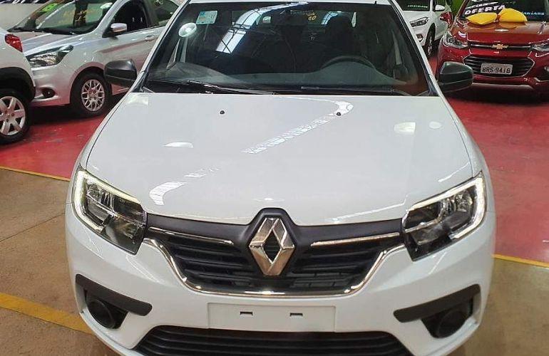 Renault Logan 1.0 12v Sce Authentique - Foto #1