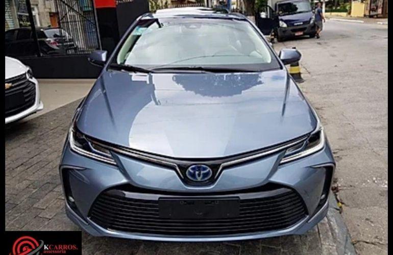 Toyota Corolla 1.8 Vvt-i Hybrid Altis - Foto #1