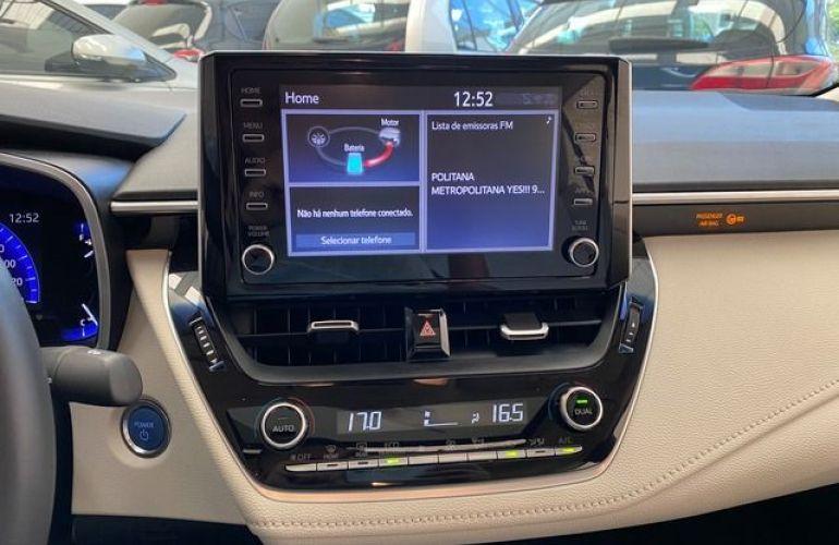 Toyota Corolla Altis 1.8 16V Hybrid - Foto #6