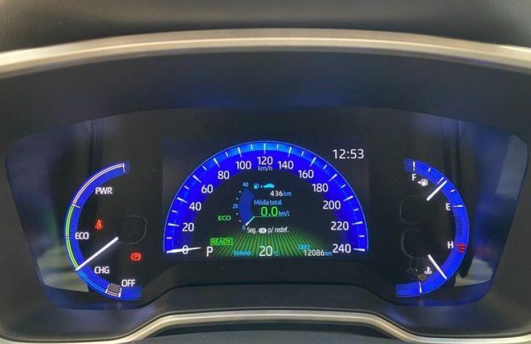 Toyota Corolla Altis 1.8 16V Hybrid - Foto #7
