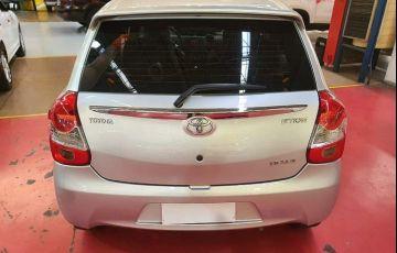 Toyota Etios 1.5 Xls 16v - Foto #6
