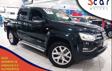 Volkswagen Amarok 3.0 V6 TDi Highline CD 4motion - Foto #1