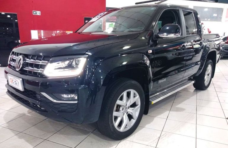 Volkswagen Amarok 3.0 V6 TDi Highline CD 4motion - Foto #3
