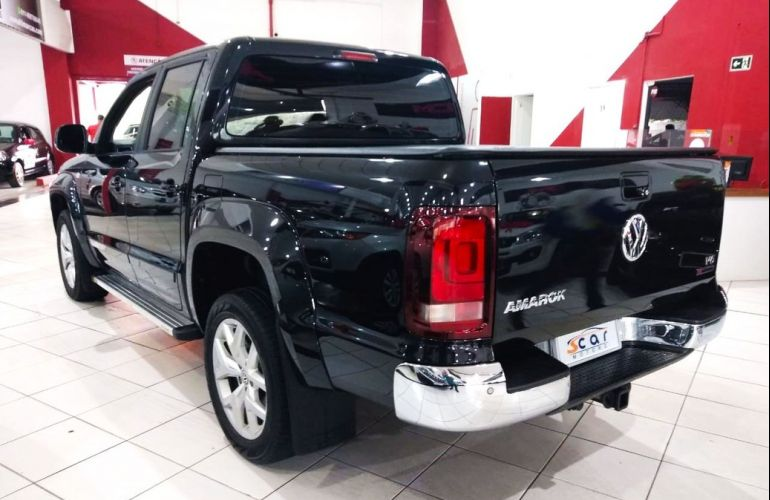 Volkswagen Amarok 3.0 V6 TDi Highline CD 4motion - Foto #6