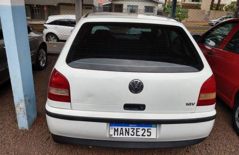 Volkswagen Gol Plus 1.0 MI 16V - Foto #7