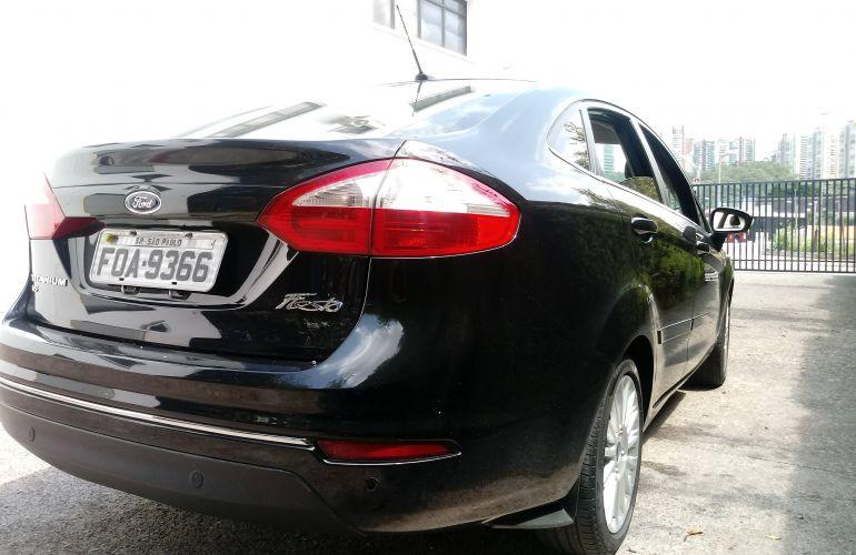 Ford New Fiesta Sedan 1.6 Titanium (Flex) - Foto #1