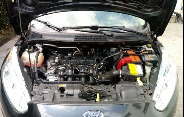 Ford New Fiesta Sedan 1.6 Titanium (Flex) - Foto #3