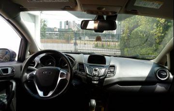 Ford New Fiesta Sedan 1.6 Titanium (Flex) - Foto #4