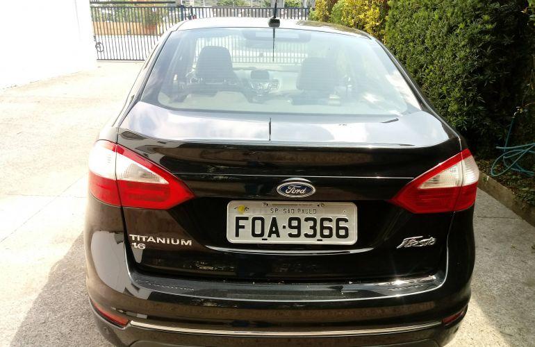 Ford New Fiesta Sedan 1.6 Titanium (Flex) - Foto #5