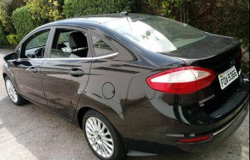 Ford New Fiesta Sedan 1.6 Titanium (Flex) - Foto #7