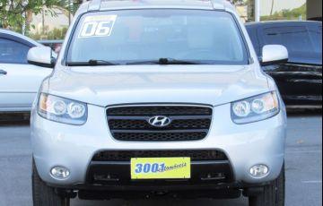 Hyundai Santa Fe 2.7 MPFi GLS 7 Lugares V6 24v - Foto #3