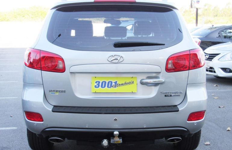 Hyundai Santa Fe 2.7 MPFi GLS 7 Lugares V6 24v - Foto #4
