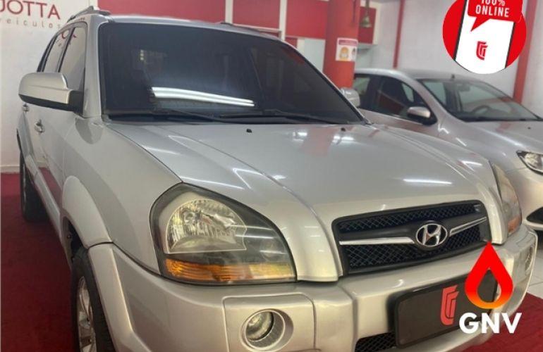 Hyundai Tucson 2.0 MPFi GLS 16V 143cv 2WD Gasolina 4p Automático - Foto #1