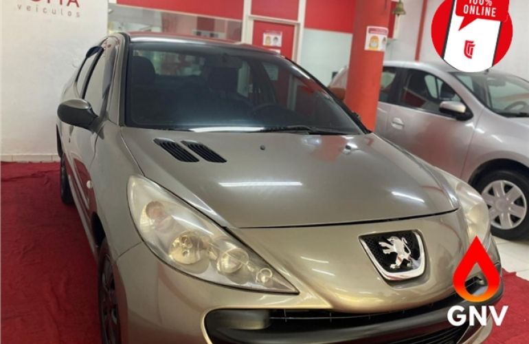 Peugeot 207 1.6 Xs Passion 16V Flex 4p Manual - Foto #1