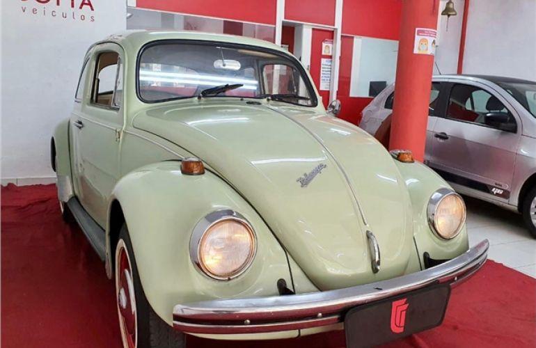 Volkswagen Fusca 1.5 8V Gasolina 2p Manual - Foto #4