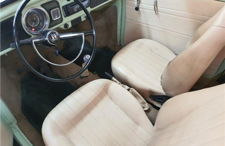 Volkswagen Fusca 1.5 8V Gasolina 2p Manual - Foto #6