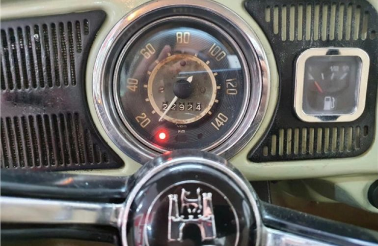 Volkswagen Fusca 1.5 8V Gasolina 2p Manual - Foto #7
