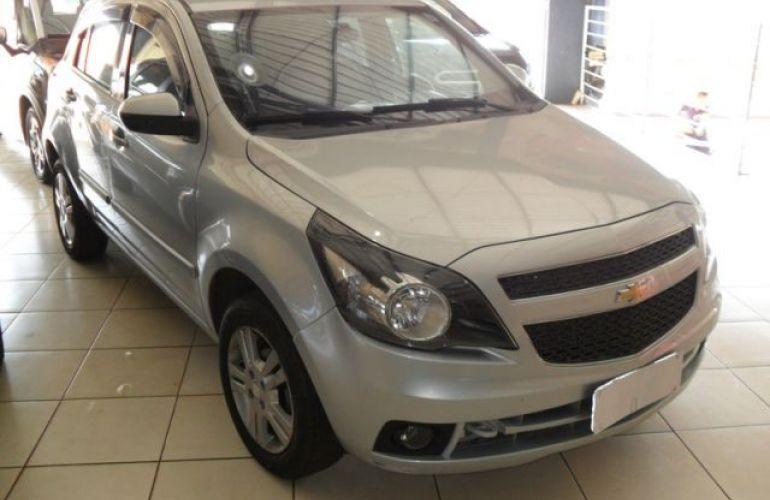 Chevrolet Agile LTZ 1.4 Mpfi 8V Econo.Flex - Foto #3