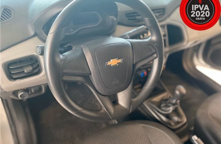 Chevrolet Prisma 1.0 MPFi Joy 8V Flex 4p Manual - Foto #2