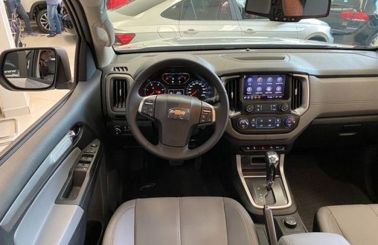 Chevrolet S10 LTZ 4X4 Cabine Dupla 2.8 Turbo Diesel - Foto #4